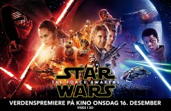 Kinopremiere: Star Wars – The Force Awakens