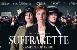 Dagkino: Suffragette – Kampen for frihet