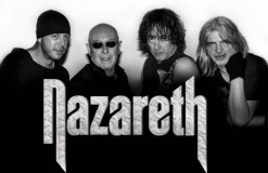 Nazareth (supp: Gæsolin)