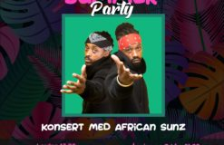 Tropical Summer Party – 18 år
