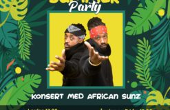 Ungdomsklubb: Tropical Summer Party